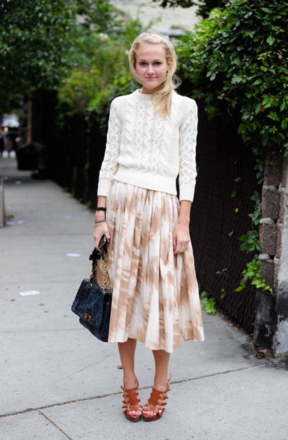 Style Profile: I'm Loving This 'Teen Vogue' Ed's Eclectic-Chic Layering Style