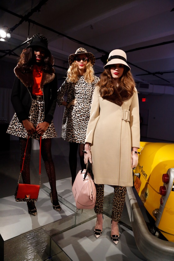 Kate Spade New York - Presentation - Fall 2013 Mercedes-Benz Fashion Week