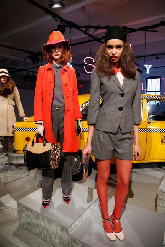 Kate Spade New York - Presentation - Fall 2013 Mercedes-Benz Fashion Week