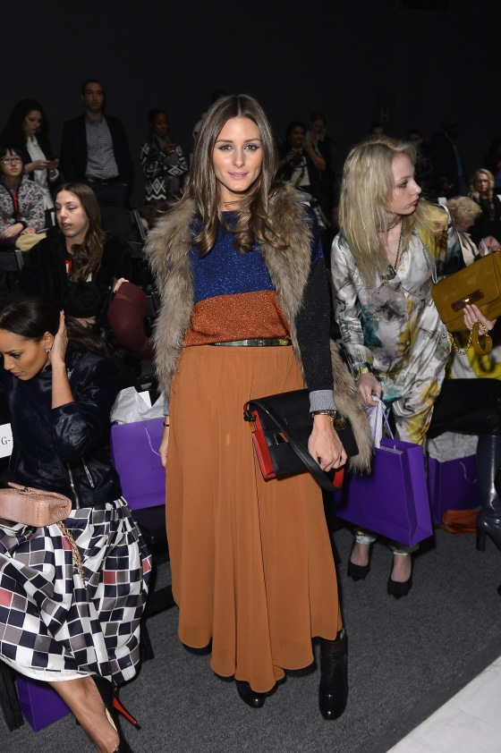 Olivia Palermo at Noon by Noor
