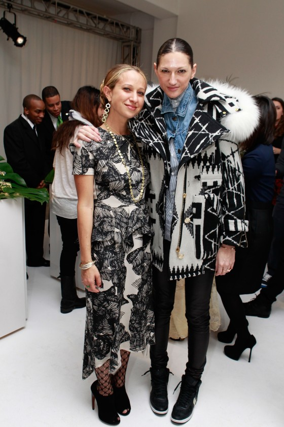 CFDA/Vogue Fashion Fund - Presentation - Fall 2013 MADE Fashion Week