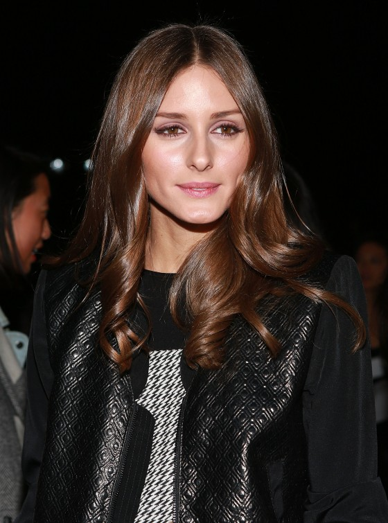 Olivia Palermo at Tibi