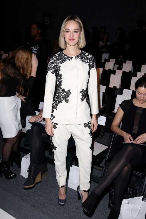 Lela Rose - Front Row - Fall 2013 Mercedes-Benz Fashion Week