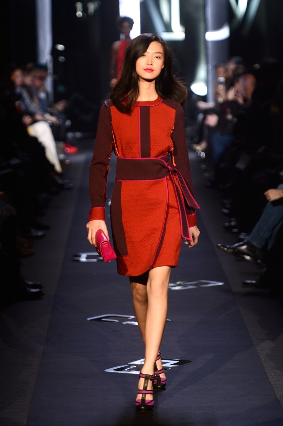 Diane Von Furstenberg - Runway - Fall 2013 Mercedes-Benz Fashion Week