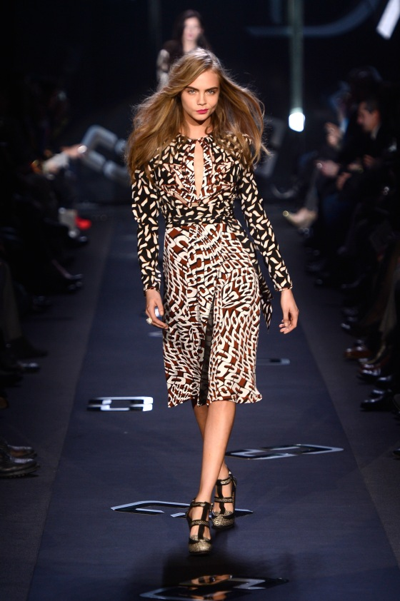 Mercedes-Benz Fashion Week Fall 2013 - Official Coverage - Best of Runway Day 4