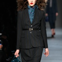 Working Girl Returns to the Runway at Marc Jacobs ... Along with Culottes and Perms