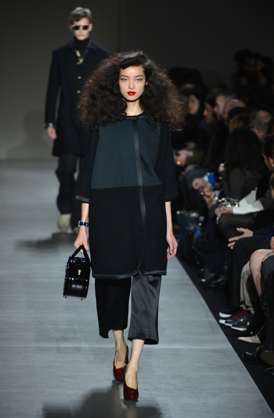 Mercedes-Benz Fashion Week Fall 2013 - Official Coverage - Best of Runway Day 5