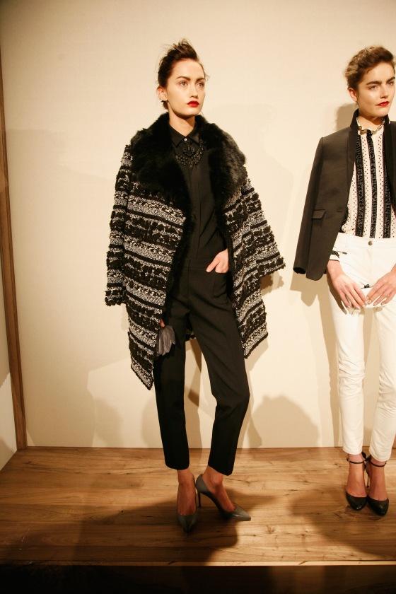 J.Crew - Presentation - Fall 2013 Mercedes-Benz Fashion Week