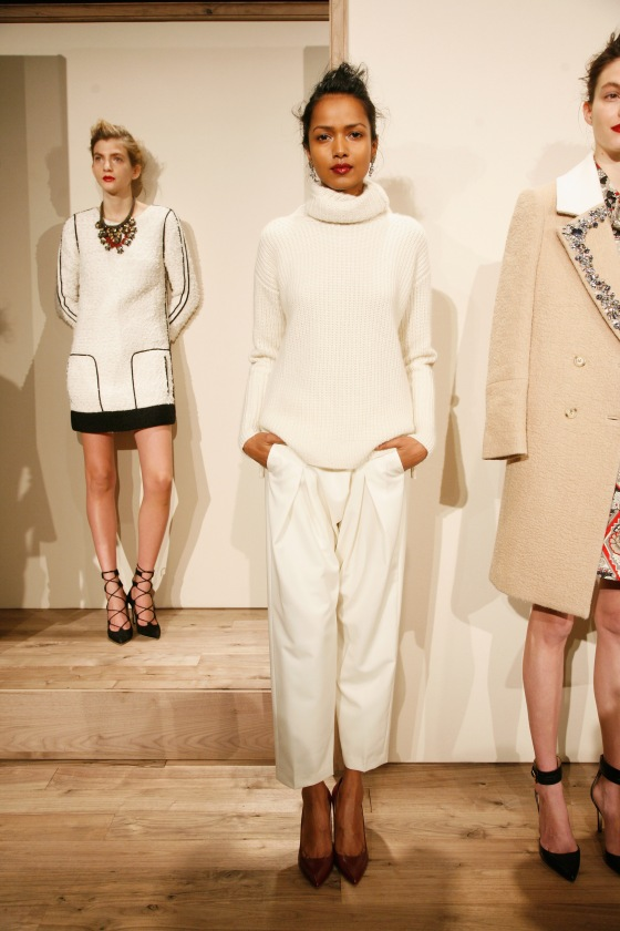 J.Crew - Presentation - Fall 2013 Mercedes-Benz Fashion Week
