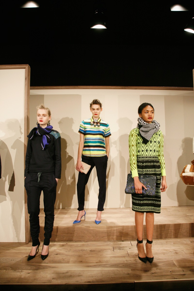 I'm Not Waiting to Try These Surprising Styling Tricks From J.Crew's Fall 2013 Presentation