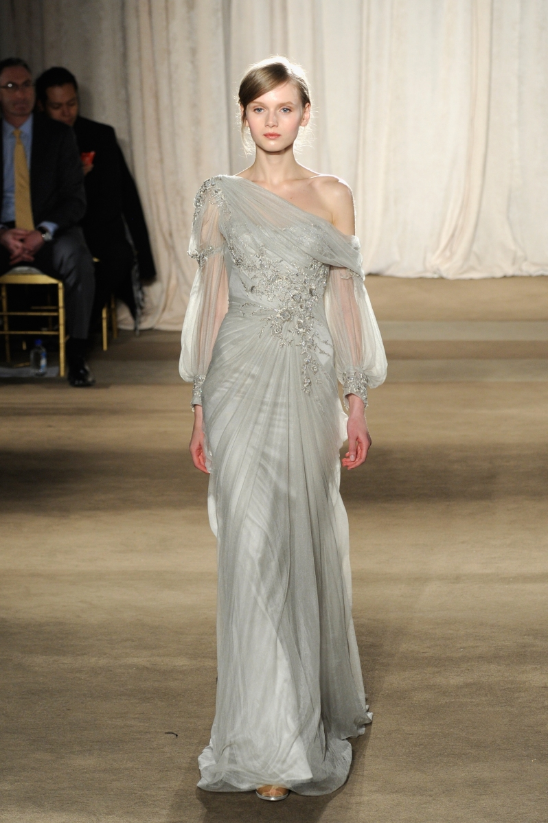 Did I Mention My Wedding Also Came Early at Marchesa?