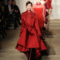Valentine's Day Came Early at Marchesa