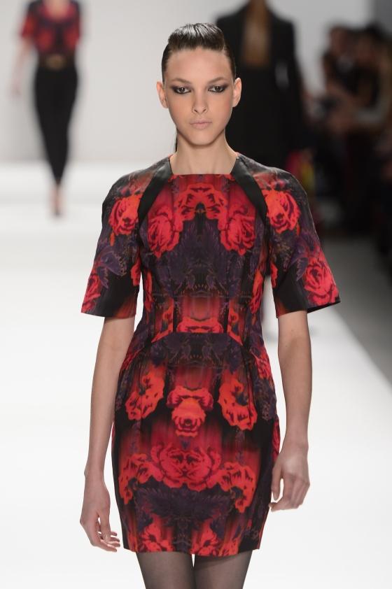 Nanette Lepore - Runway - Fall 2013 Mercedes-Benz Fashion Week