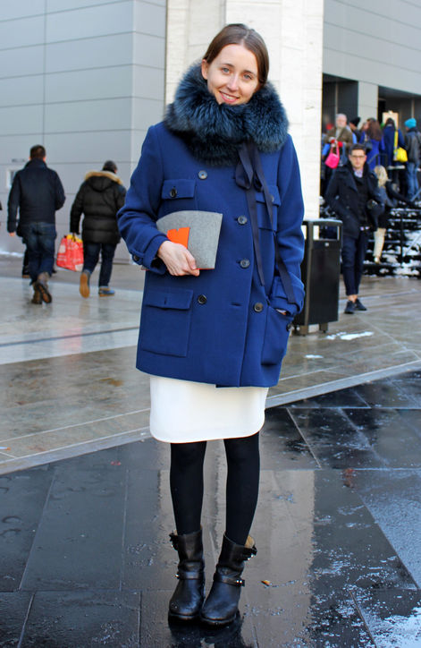 Glamour Ed Becky Malinsky
