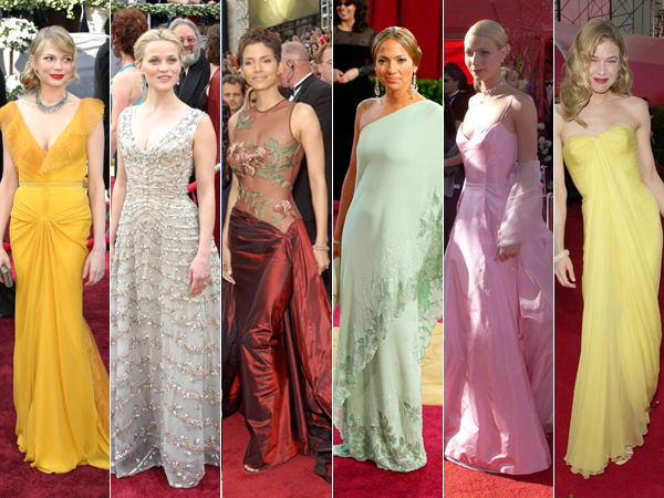 My Favorite Oscar Dresses Past | I Want Her Outfit