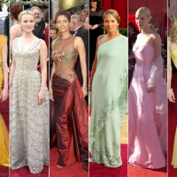 My Favorite Oscar Dresses Past