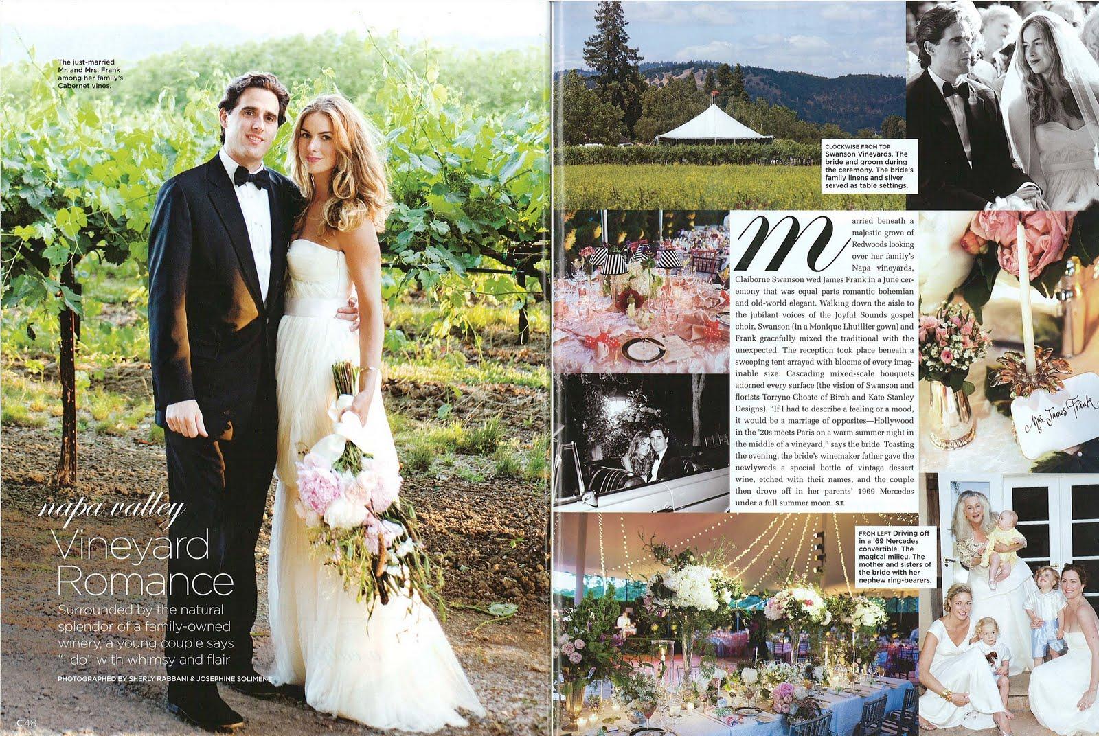 Wedding Wednesdays: What Fashion Editors Wear Down theAisle