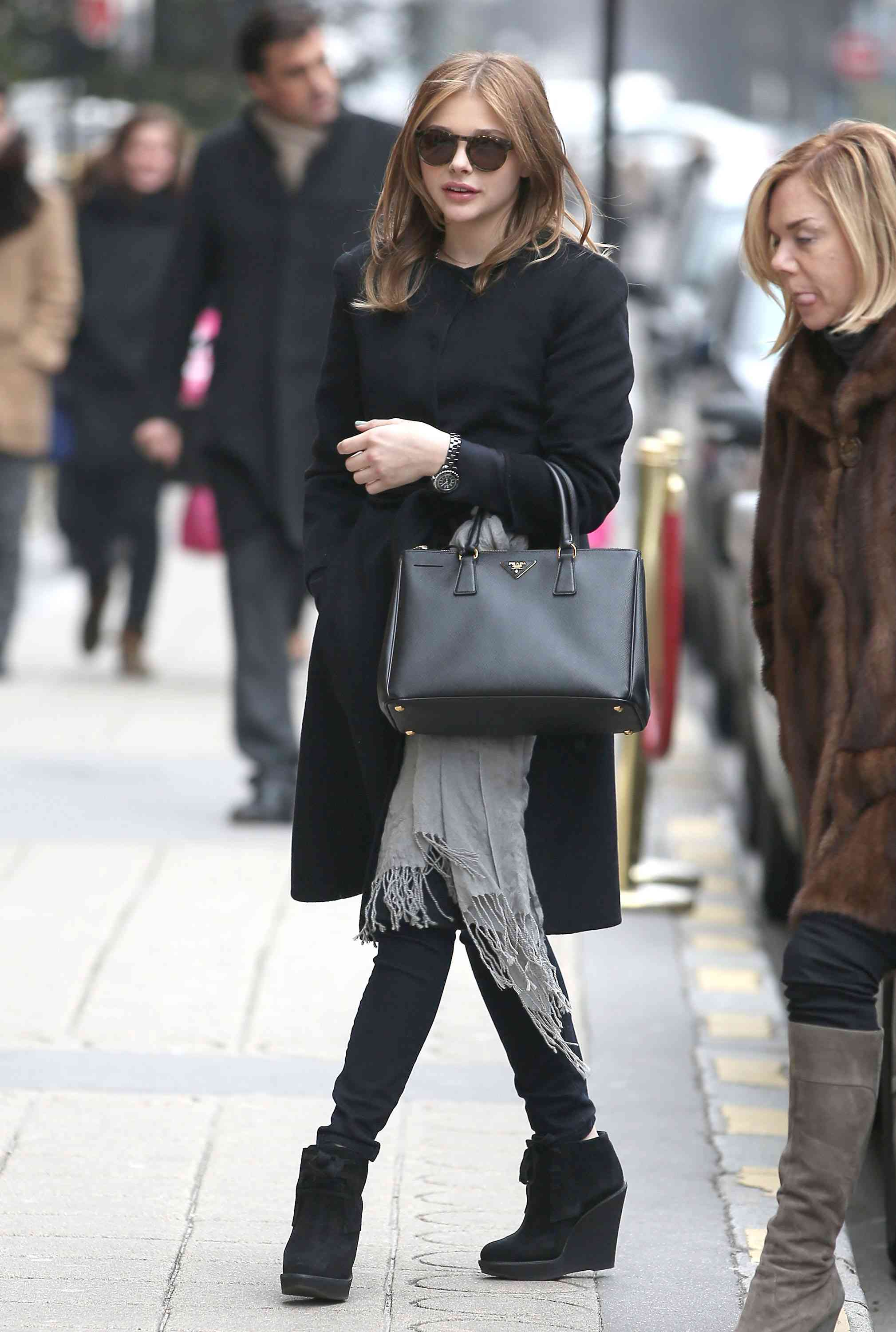 Style Profile Chloe Grace Moretz I Want Her Outfit