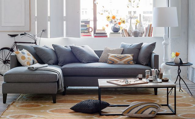 Apartment Ideas From West Elm | I Want Her Outfit