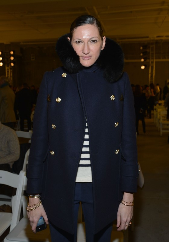 Altuzarra - Front Row - Fall 2013 Mercedes-Benz Fashion Week