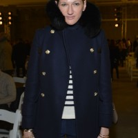 Loving Jenna Lyons' Cozy-Cool NYFW Looks