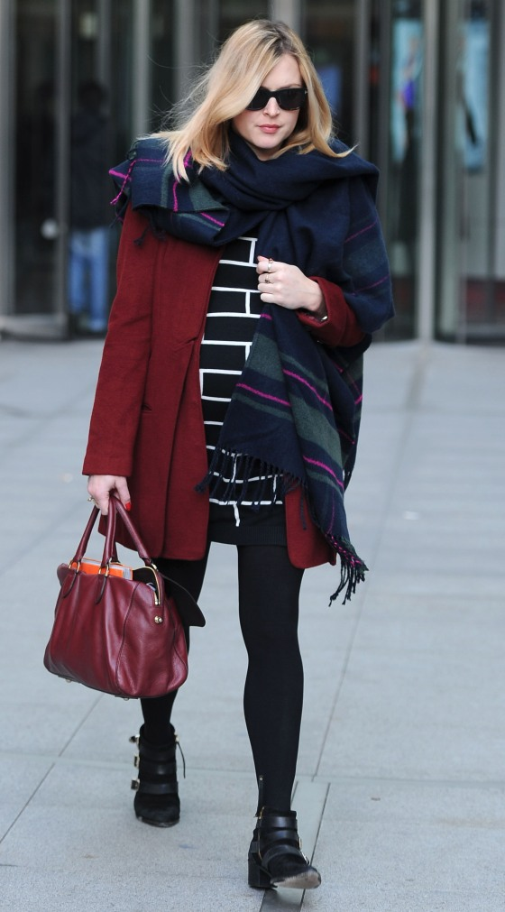 Fearne Cotton leaves the BBC Radio 1 studios