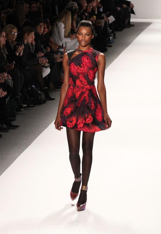 New York Fashion Week Nanette Lepore - Runway