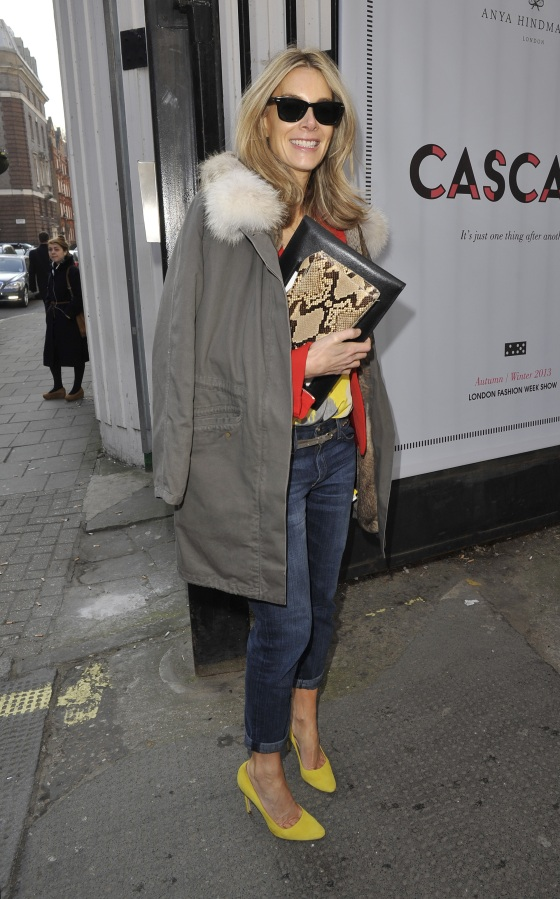 Anya Hindmarch - Outside Arrivals