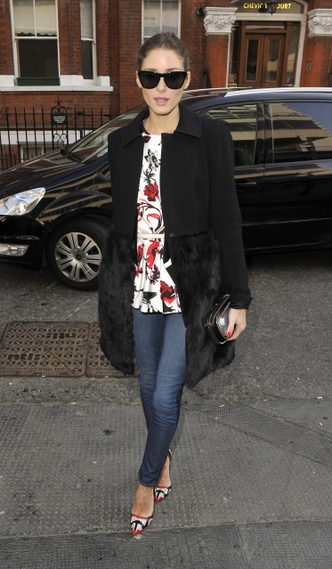 Olivia Palermo Continues to Give Me Outfit-Envy