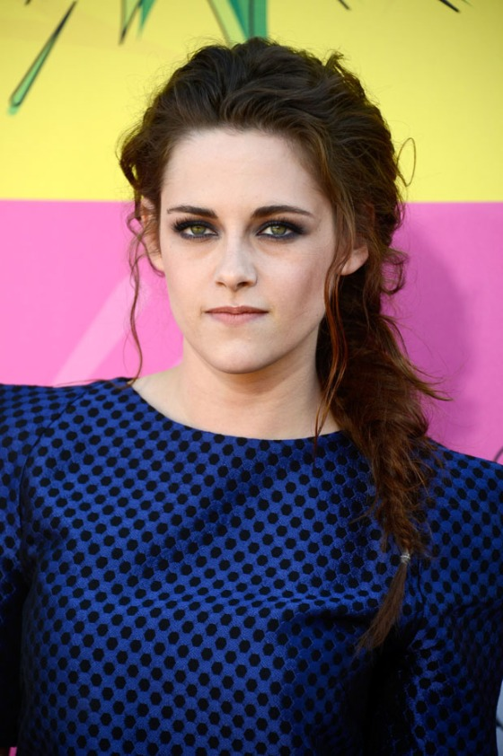 Kristen Stewart {via Getty}