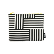 Zigzag pouch, $25