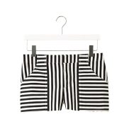Stripes Shorts, $75
