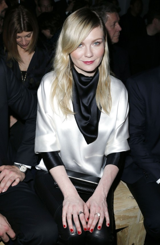 Paris Fashion Week - Yves Saint Laurent Fashion Show