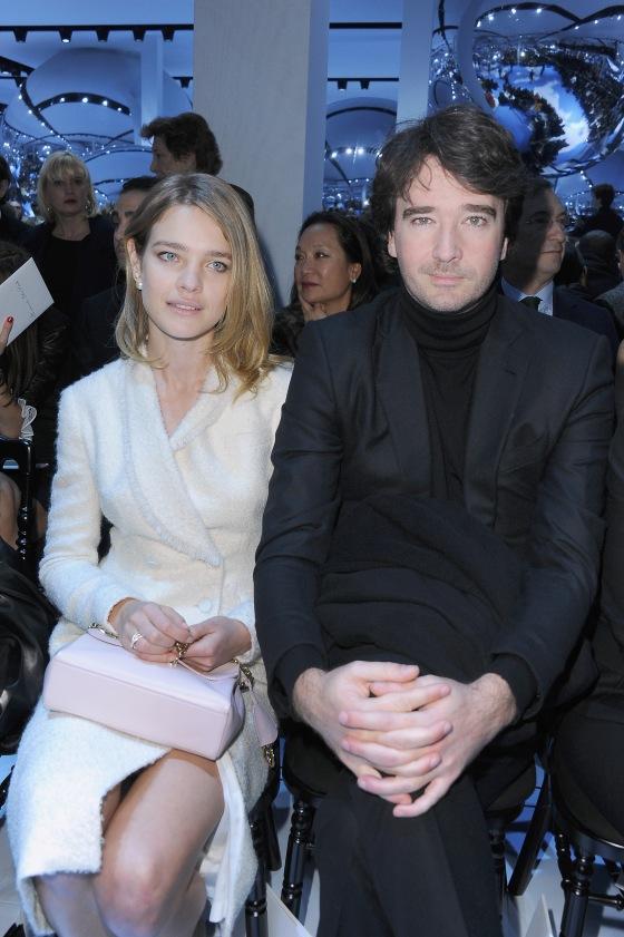 Christian Dior - Front Row - PFW F/W 2013