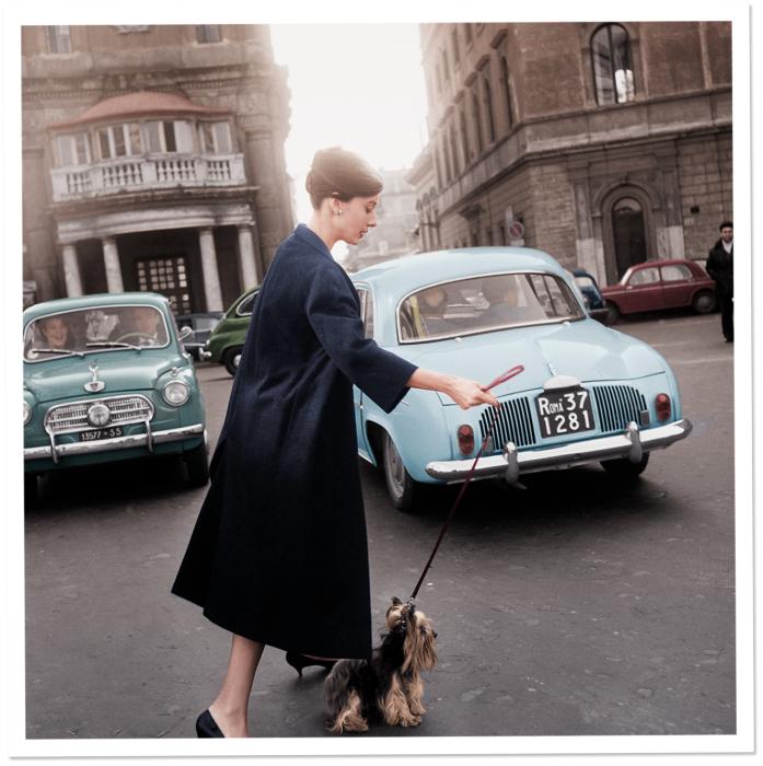 Style Profile: Audrey Hepburn's Rome Style