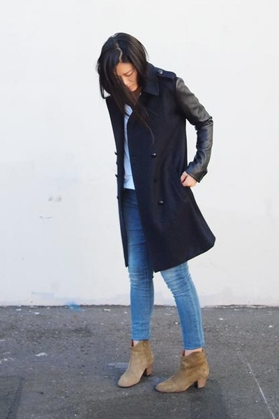 Currently Craving Isabel Marant Tan Ankle Boots | I Want Her Outfit