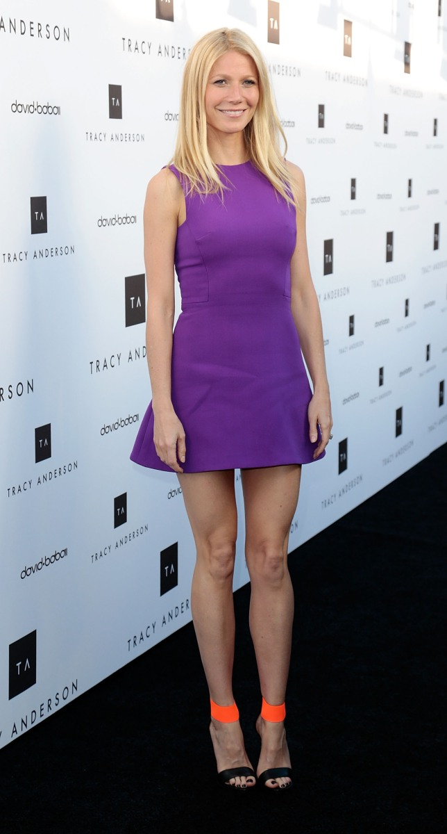 I'm Also Stealing My Saturday-Night Look From Gwyneth Paltrow